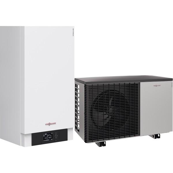Viessmann Vitocal 200-S, Luft/Wasser-Wärmepumpe in Split-Ausführung