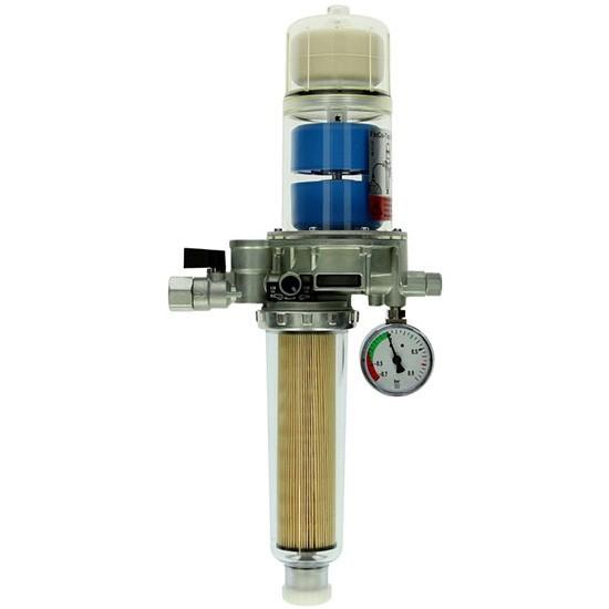 Viessmann Automatischer Heizölentlüfter Einstrang mit Ölfilter, Typ FloCo-TOP-2KM-Optimum