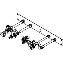 Viessmann Armaturen für Unterputz-Montage