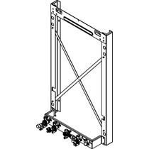Viessmann Montagerahmen für Aufputz-Montage