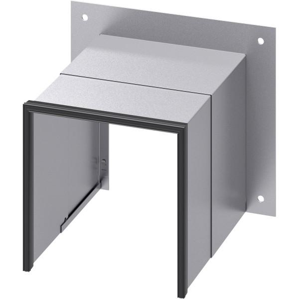 Viessmann Design-Verkleidung Wandanschluss