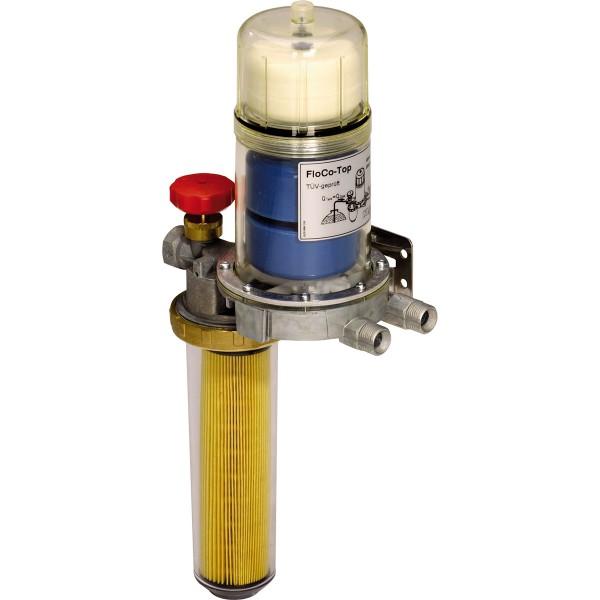 Viessmann Automatischer Heizölentlüfter Einstrang mit Ölfilter, Typ FloCo-Optimum-K