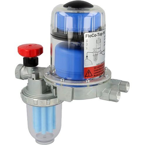 Viessmann Automatischer Heizölentlüfter Einstrang mit Ölfilter, Typ FloCo-TOP-K