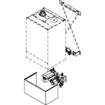 Viessmann Unterbau-Kit mit Mischer