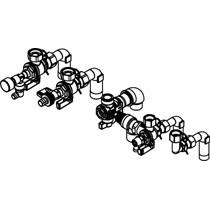 Viessmann Armaturen für Aufputz-Montage