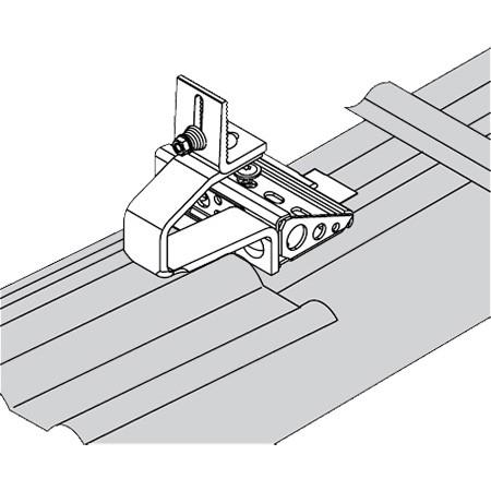 Viessmann Befestigungssystem Sparrenhaken (Dachpfannen-Eindeckung)