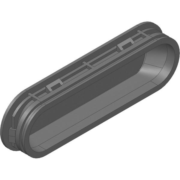 Viessmann Verteileranschluss-Deckel flach