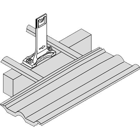 Viessmann Befestigungssystem Sparrenanker (universal), Sparrenanker