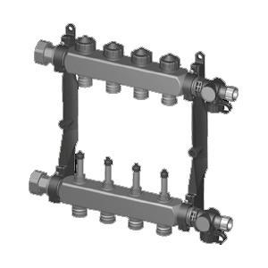 Viessmann Heizkreisverteiler mit Volumenstromanzeige
