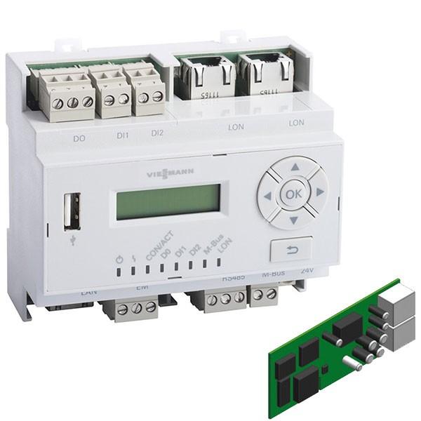 Viessmann Vitocom 300, Typ LAN3 mit Kommunikationsmodul