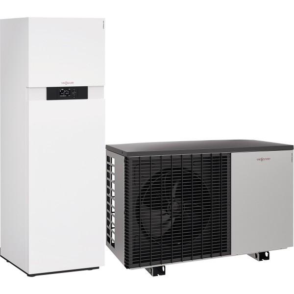 Viessmann Vitocal 222-S, Luft/Wasser-Wärmepumpe in Split-Ausführung