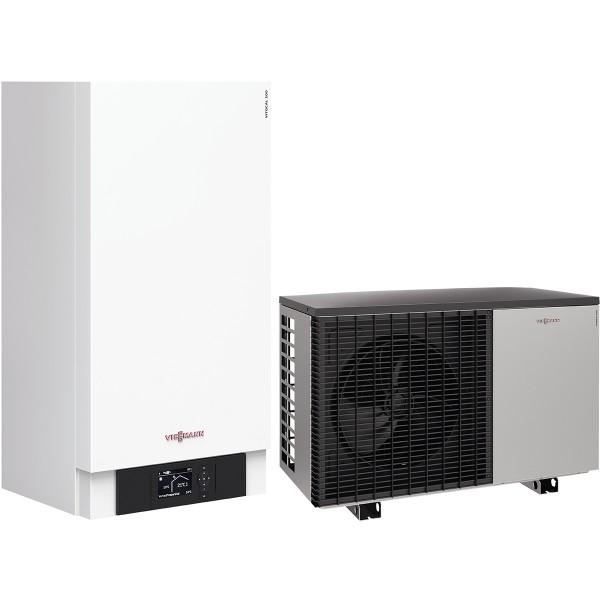 Viessmann Vitocal 200-A, Luft/Wasser-Wärmepumpe in Monoblock-Ausführung
