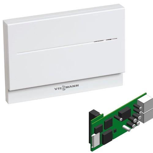 Viessmann Vitocom 100, Typ LAN1 mit Kommunikationsmodul